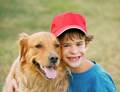 best dog for kids